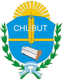 Provincial shield of Chubut