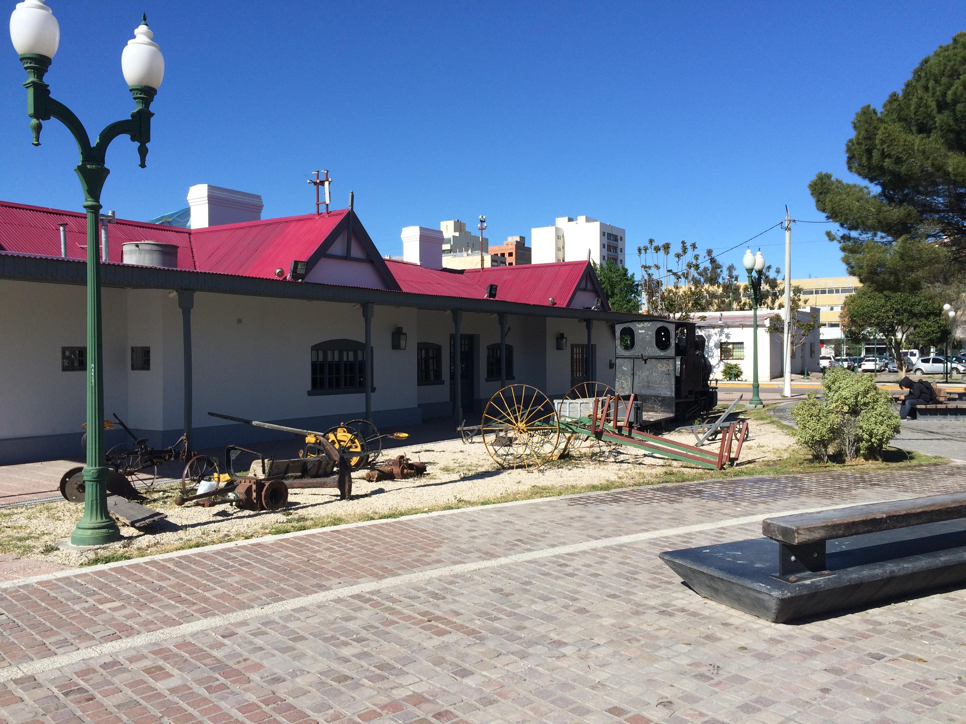 Pueblo de Luis Museum, Trelew