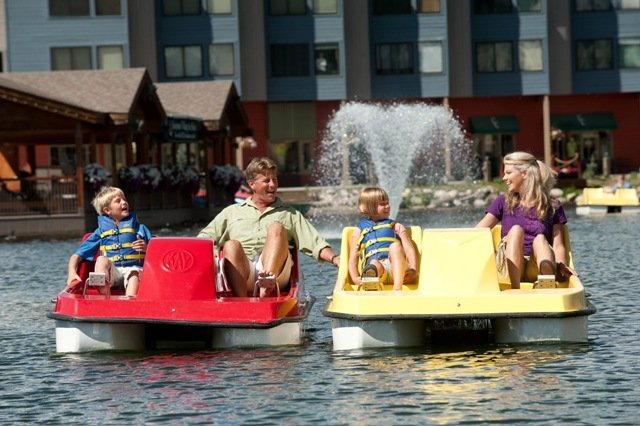 Keystone-Lake-activities