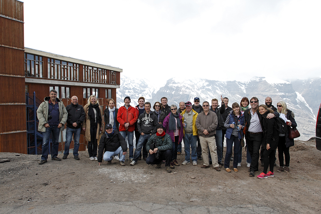 Valle Nevado, Chilean Andes