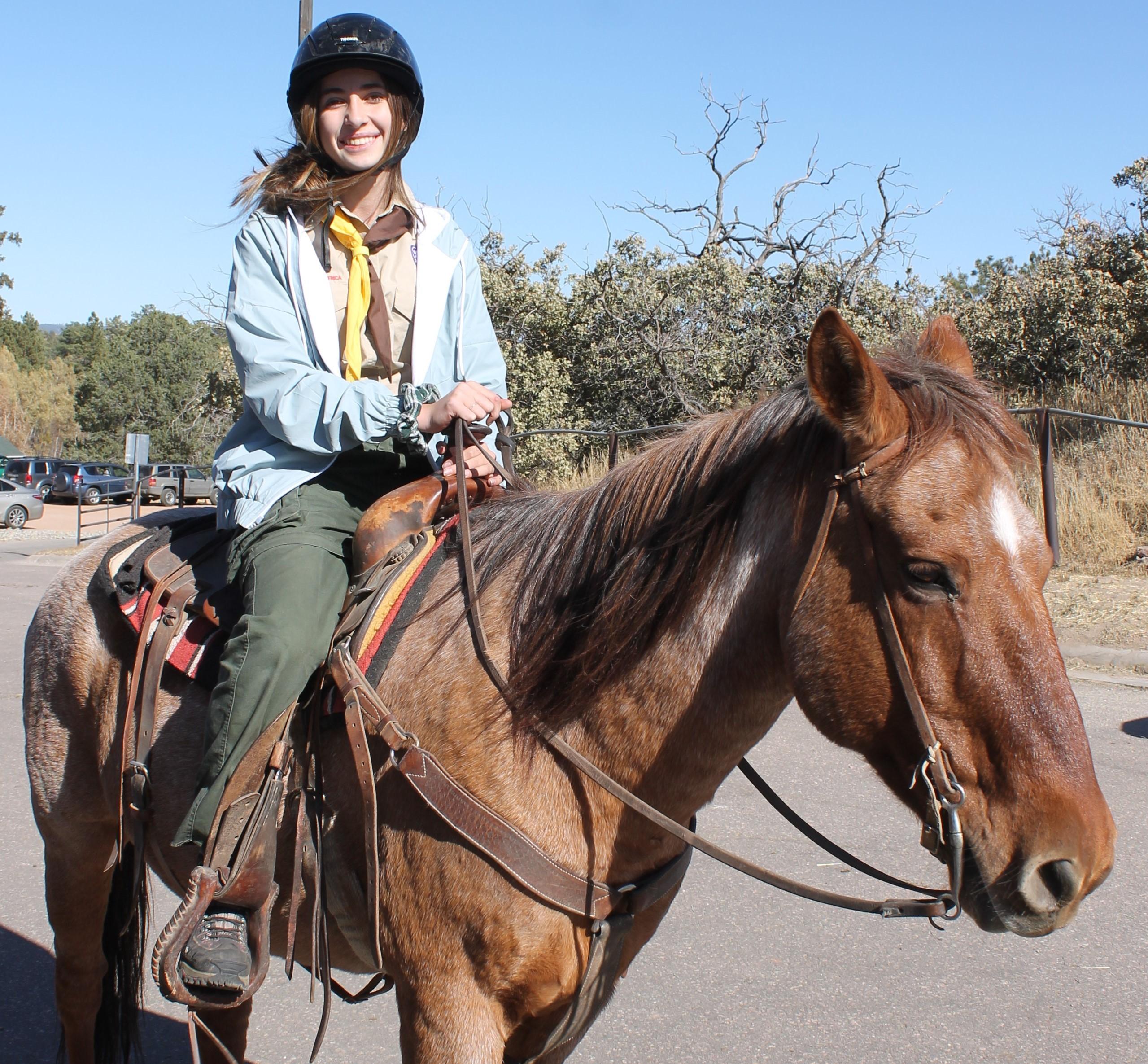 Horsemanship 993