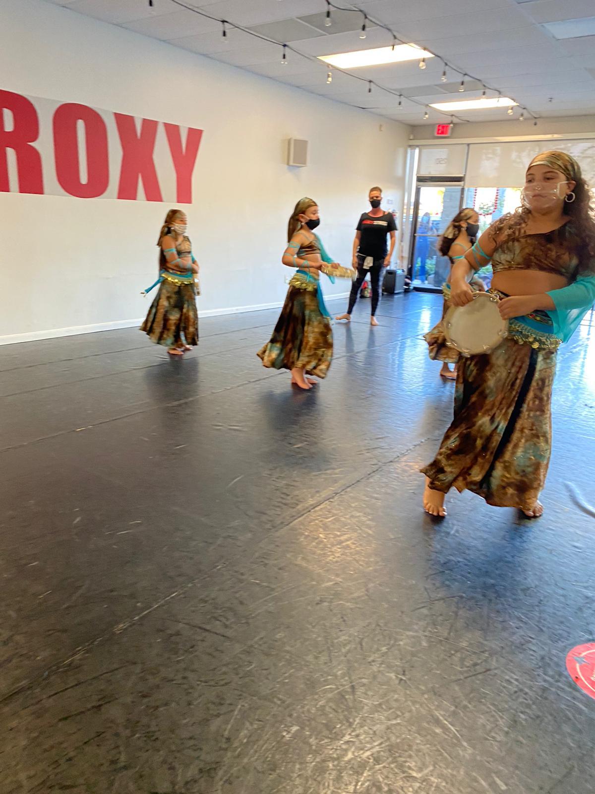 Belly Dance Team