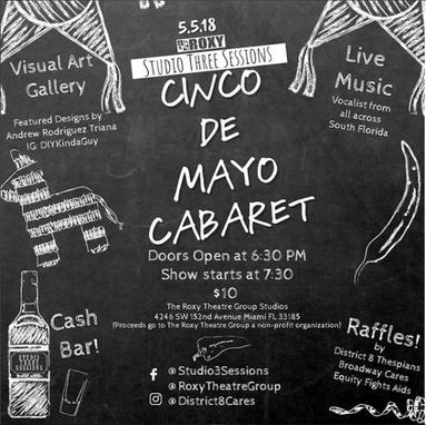 Cinco De Mayo Cabaret