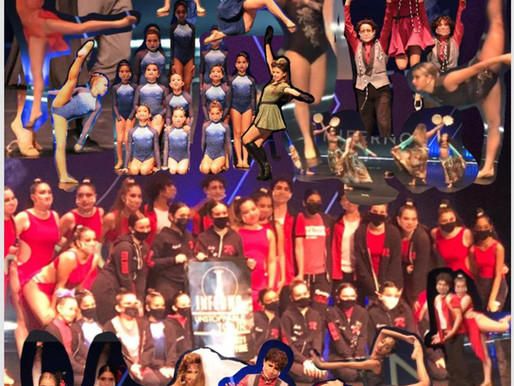 ROXY Dance Teams Compete at Inferno Dance Competition
