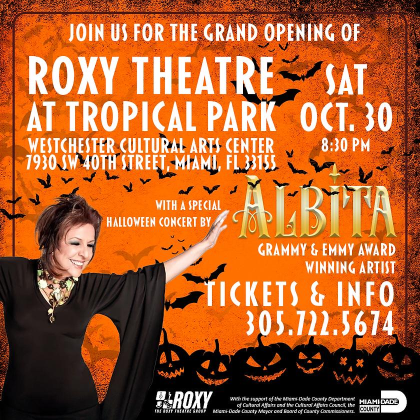Albita Halloween Concert