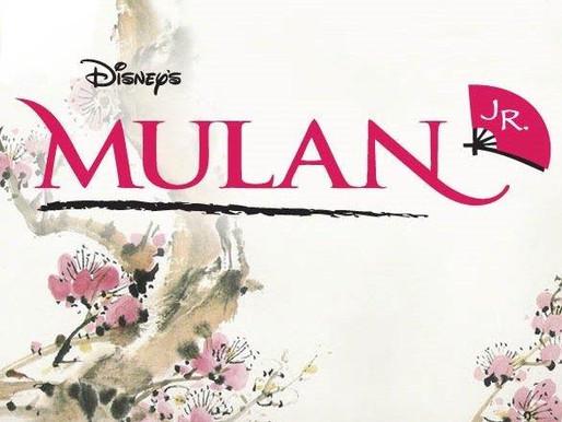 Mulan, Jr. April 2015