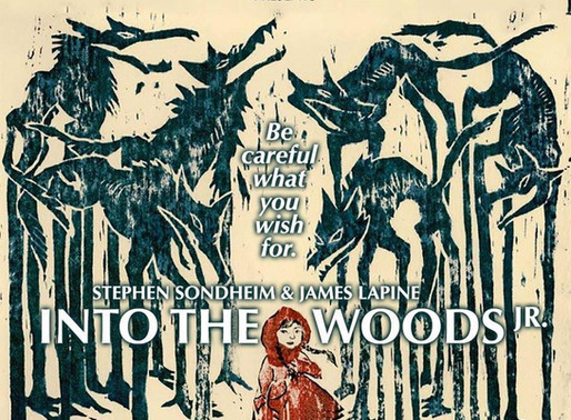 Into the Woods, Jr. June 2015