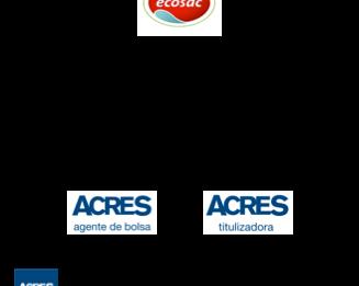 ACRES SAB colocó 2da emisión de ECOSAC por USD 1.5 millones