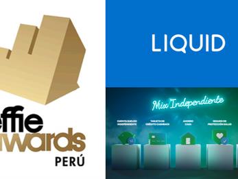 Campaña deLIQUID obtiene Premio Bronce en losEffie 2017