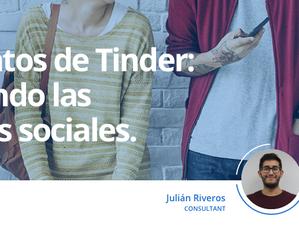 LIQUID-Blog: Tres cuentos de Tinder: rediseñando las relaciones sociales.