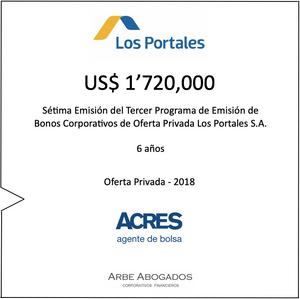 Los Portales | Mercado de Capitales | ACRES Finance