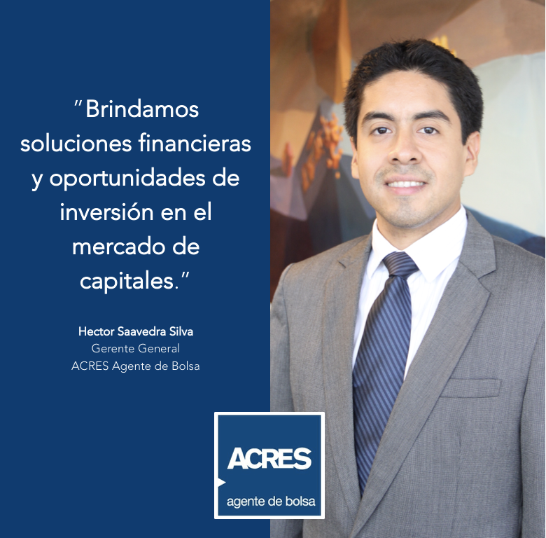 Hector Saavedra | ACRES SAB | ACRES Finance