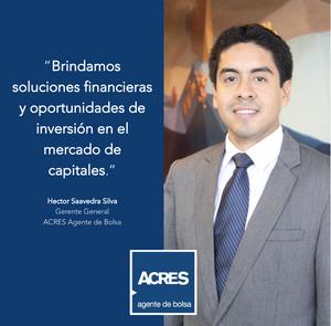Hector Saavedra | ACRES SAB | ACRES Finance