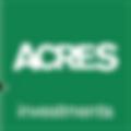 ACRES Investments | Finanzas y Proyectos de Inversión