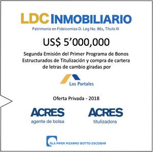 ACRES Titulizadora Fideicomiso Cuentas por Cobrar