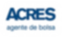 ACRES SAB | ACRES Agente de Bolsa | ACRES Finance