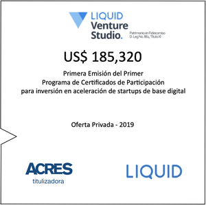 Startups digitales  | Financiamiento | ACRES Titulizadora | ACRES Finance