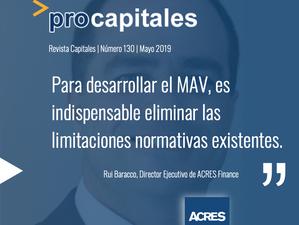 """""""El MAV como oportunidad para nuevos emisores."""", por Rui Baracco"""