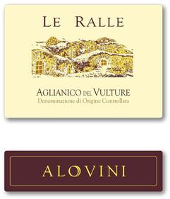 _Le Ralle_ Aglianico del Vulture D.O.C.