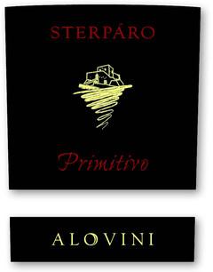 _Sterpáro_ Rosso Basilicata I.G.T.Primit