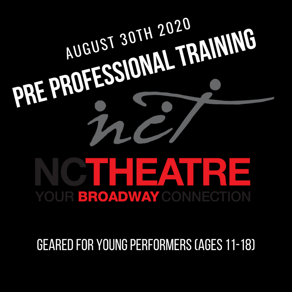 NCT PreProfessional Auditions