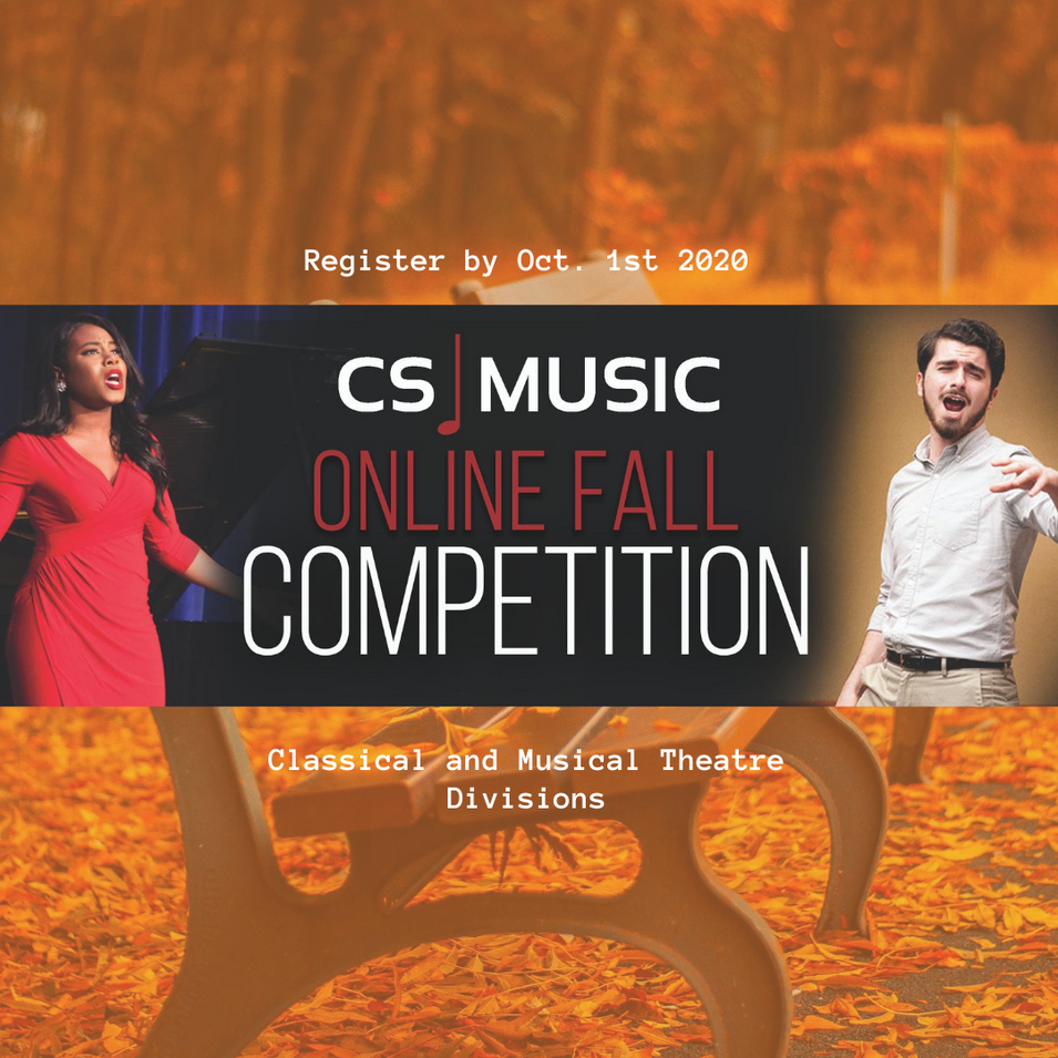 CS Music - Online Fall Competition