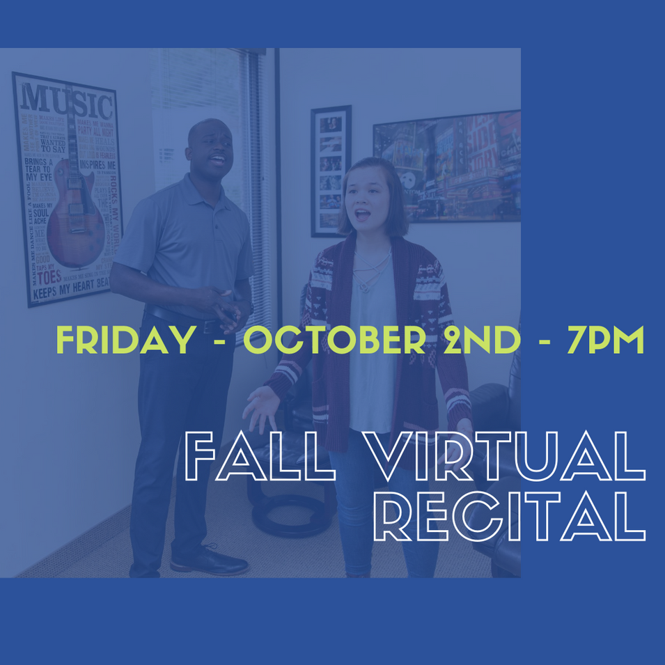 Fall Virtual Recital 2020