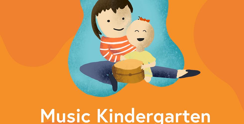 Music Kindergarten Balance