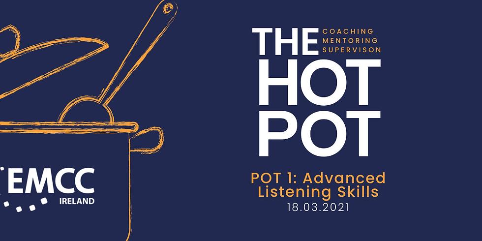 Hotpot 1: Advanced Listening Skills