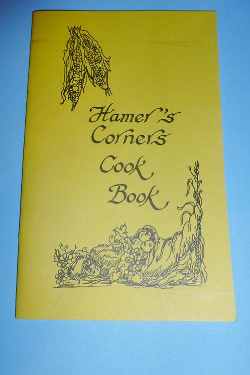 Hamer's Corner Cookbook