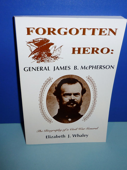 Forgotten Hero Book by Elizabeth Whaley