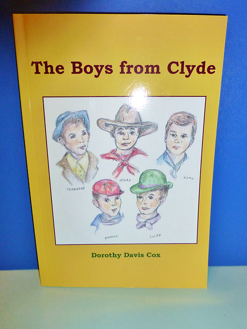 Boys From Clyde by Dorothy Cox