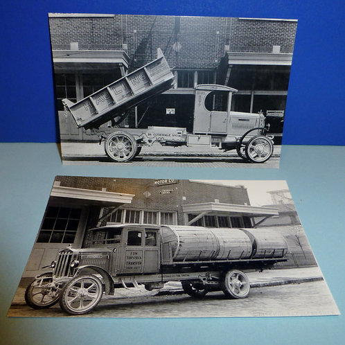 Clydesdale Truck Company Postcards