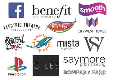 clients, testimonials, brands