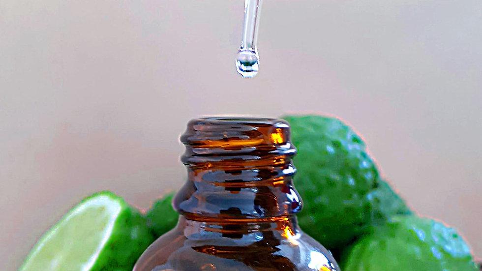 Essence de combava. 100% zestes fruits GlobalGAP SFGMA. 250ml