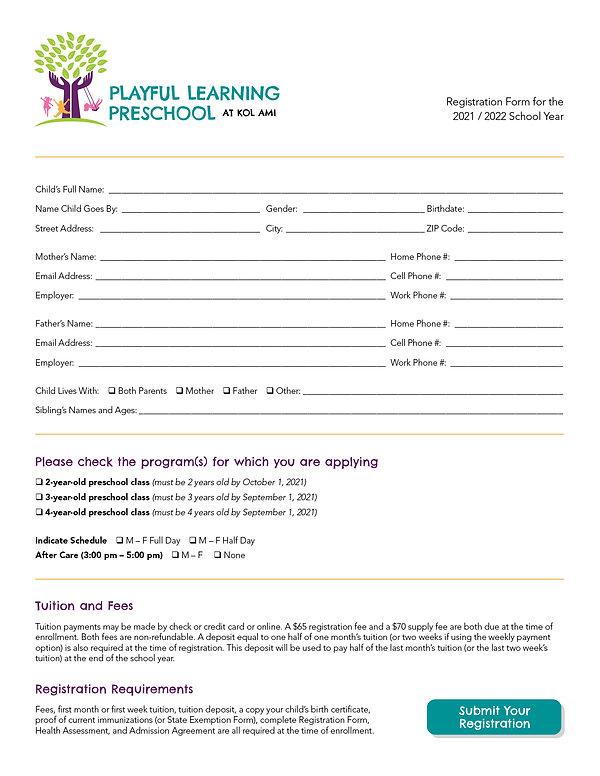 PLP_2021-2022_SchoolYear_RegistrationFor