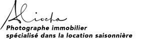 Logo Aliocha Photographe immobilier