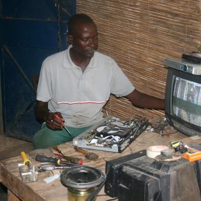 radio repareren bij docteur radio