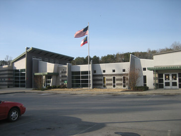 CATOOSA COUNTY JAIL OFFICE INFILL ADDITION