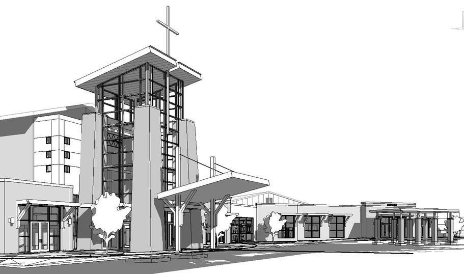 CITY CHURCH ADDITION
