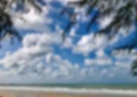 真っ青な空。オフシーズンだけど、とってもいい天気。.jpg