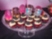 сладости на детский день рождения