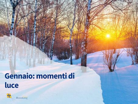 Gennaio: momenti di luce