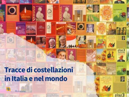 Tracce di Costellazioni in Italia e nel mondo