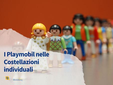 I Playmobil nelle Costellazioni Individuali