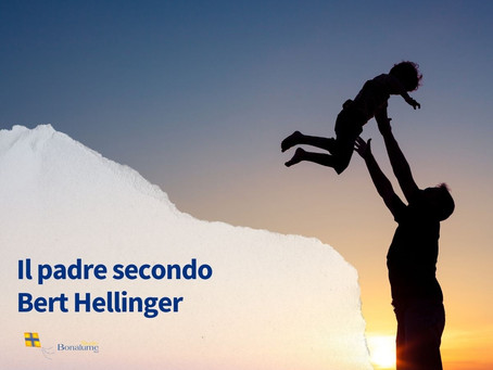 Il padre secondo Bert Hellinger