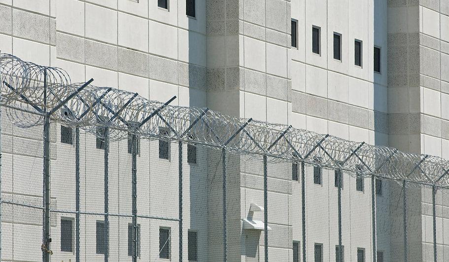 8 Correctional Facilities - Submenu Imag