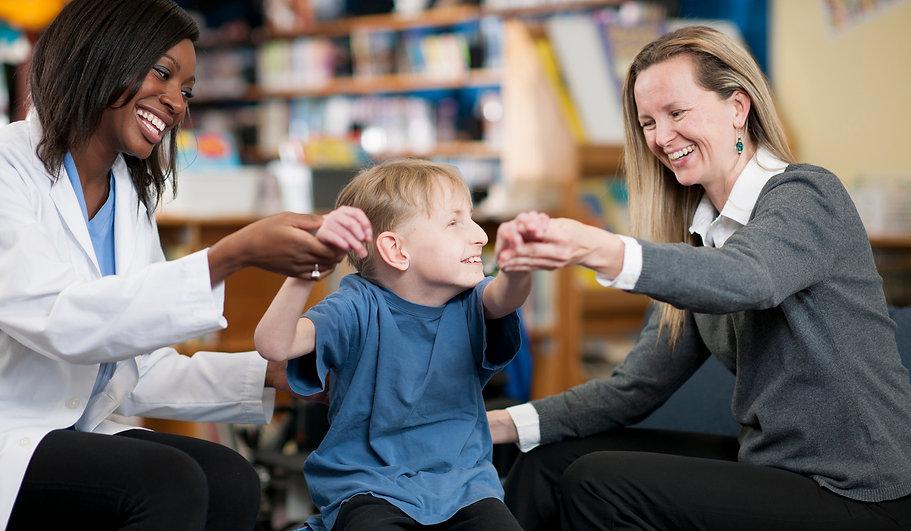 9 Developmental Disabilities - Submenu I
