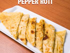 Trini Pepper Roti Recipe With Kraft Pepper Jack Cheese