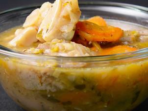 Cow Heel Soup Recipe